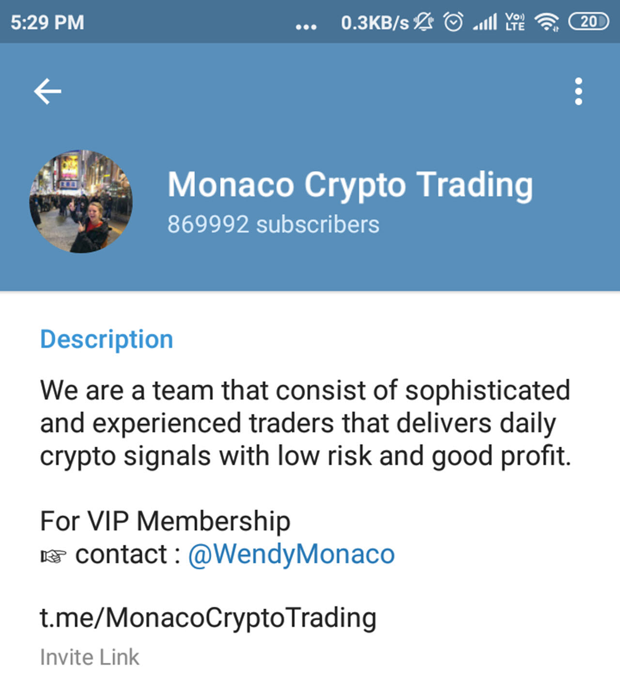 best telegram cryptocurrency groups