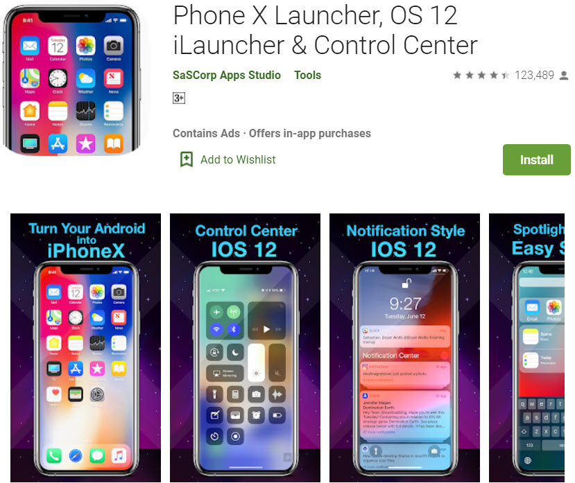Top 7 Apple iPhone launcher for Android | iOS design on your phone