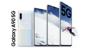 Samsung Galaxy A90 5G announced: Specs and features