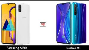 Samsung M30s vs Realme XT (Comparison): Which one should you buy?