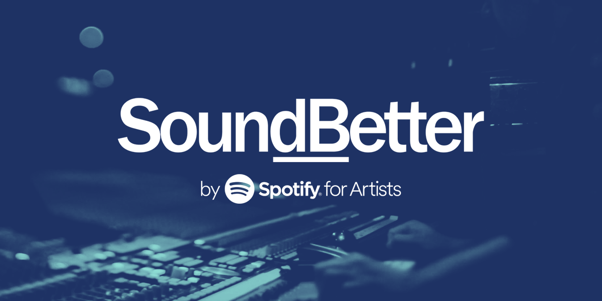 Spotify acquires Soundbetter for an undisclosed fee