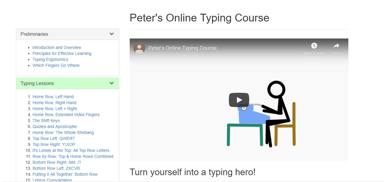 Top 7 websites to learn typing and increase your speed for free