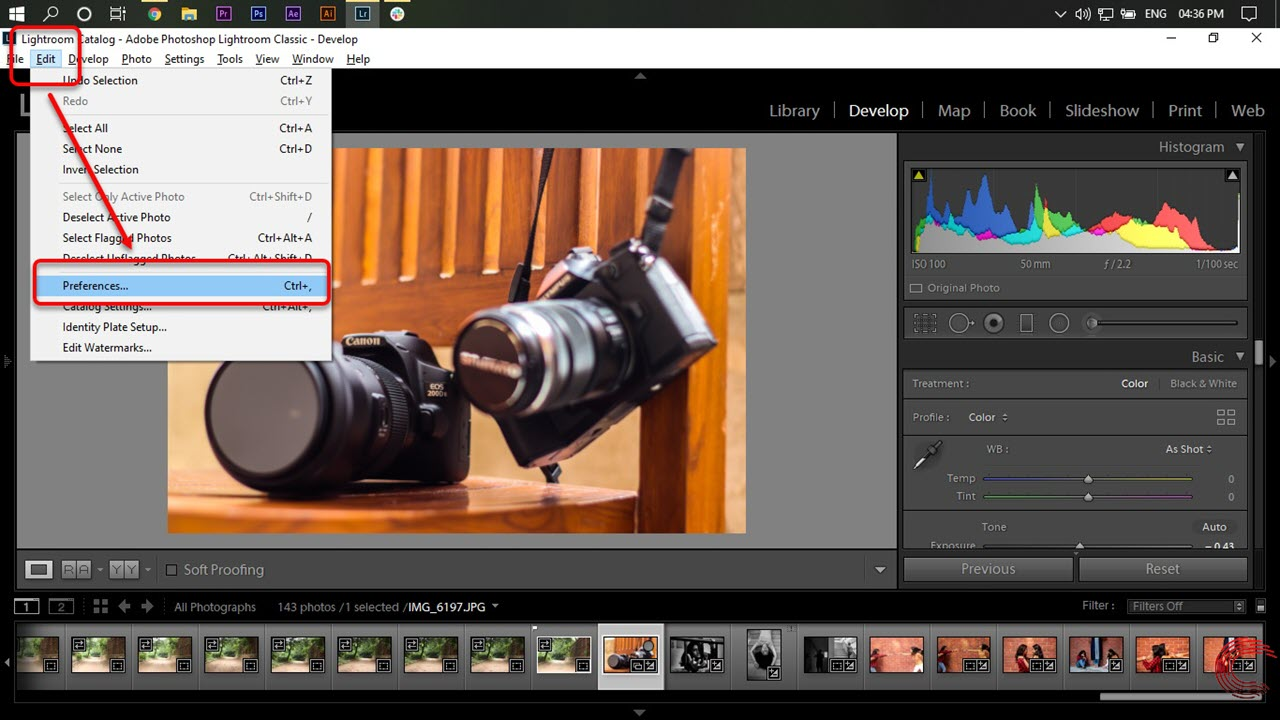 How to install or import Adobe Lightroom presets on Smartphone and PC?