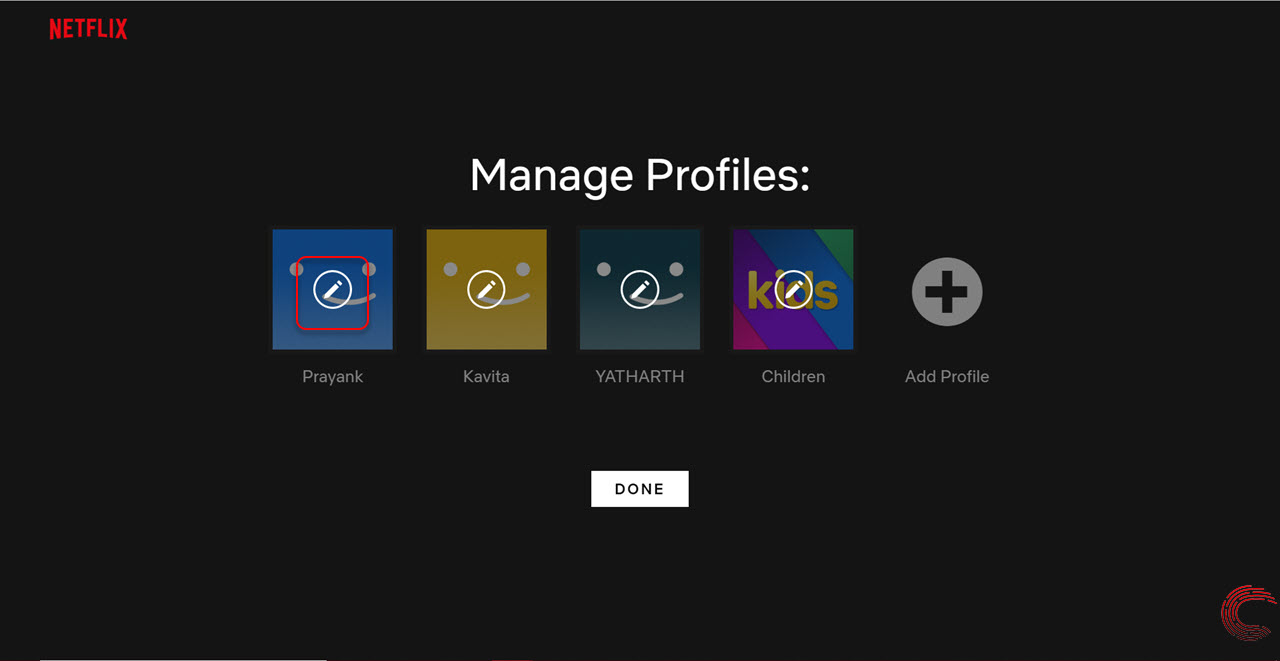 How to change the language on Netflix via PC and smartphone app?