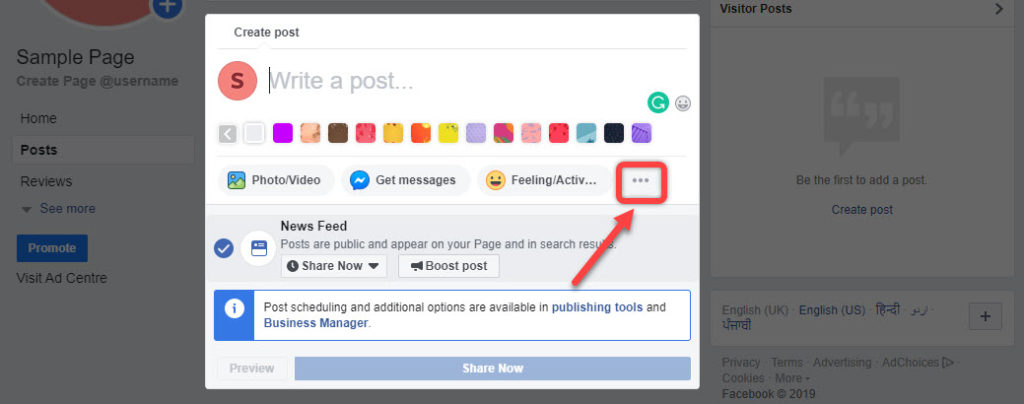 How to create poll on Facebook? In Groups, Pages and Stories