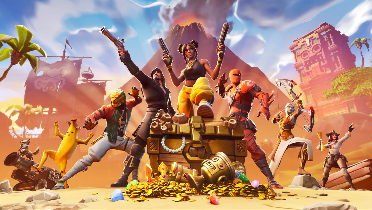 Top 25 Coolest Fortnite Wallpapers You Must Check Out Hd And Above