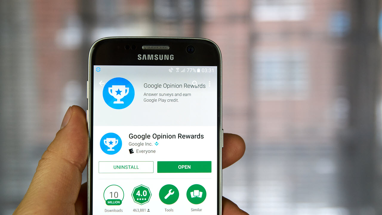 How to get free Google Play credit? It's as simple as installing an app