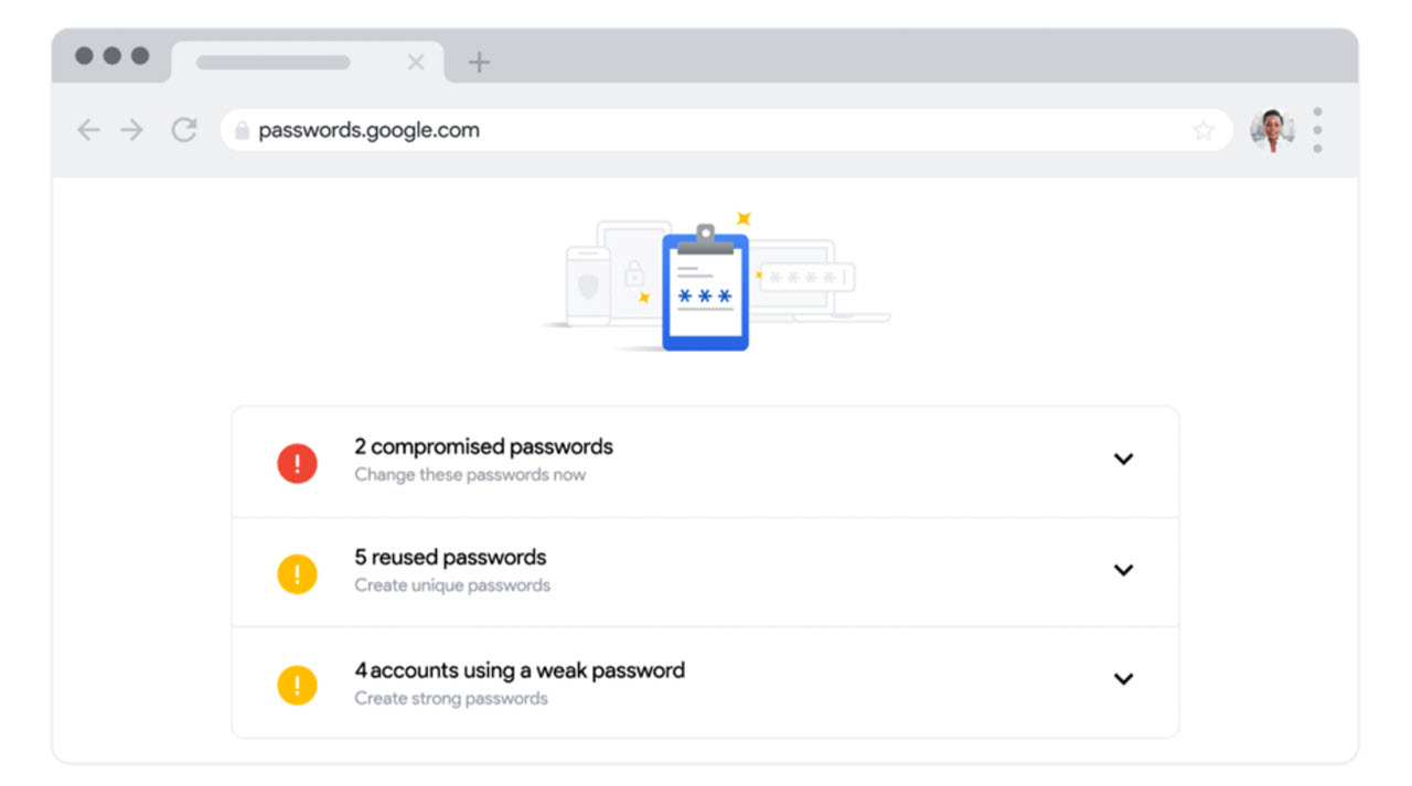 Google Password Checkup: Check if your password is compromised