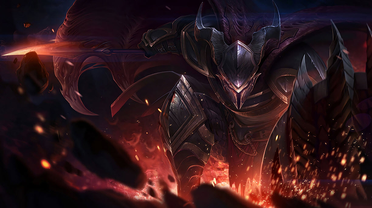 Top 25 League of Legends wallpapers in HD, 4K and 8K