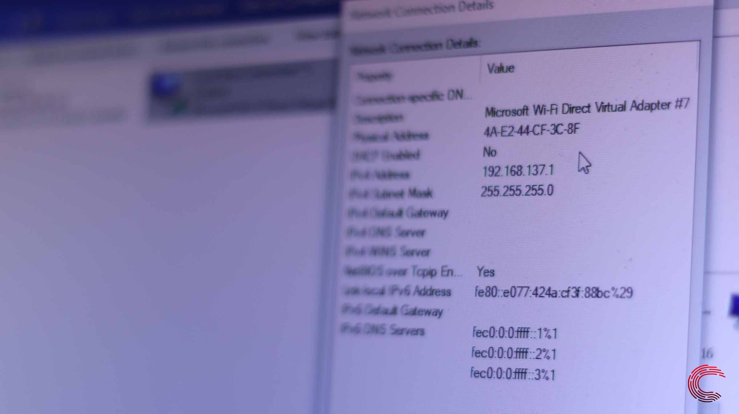 How to find MAC address on Windows? Via command prompt and settings