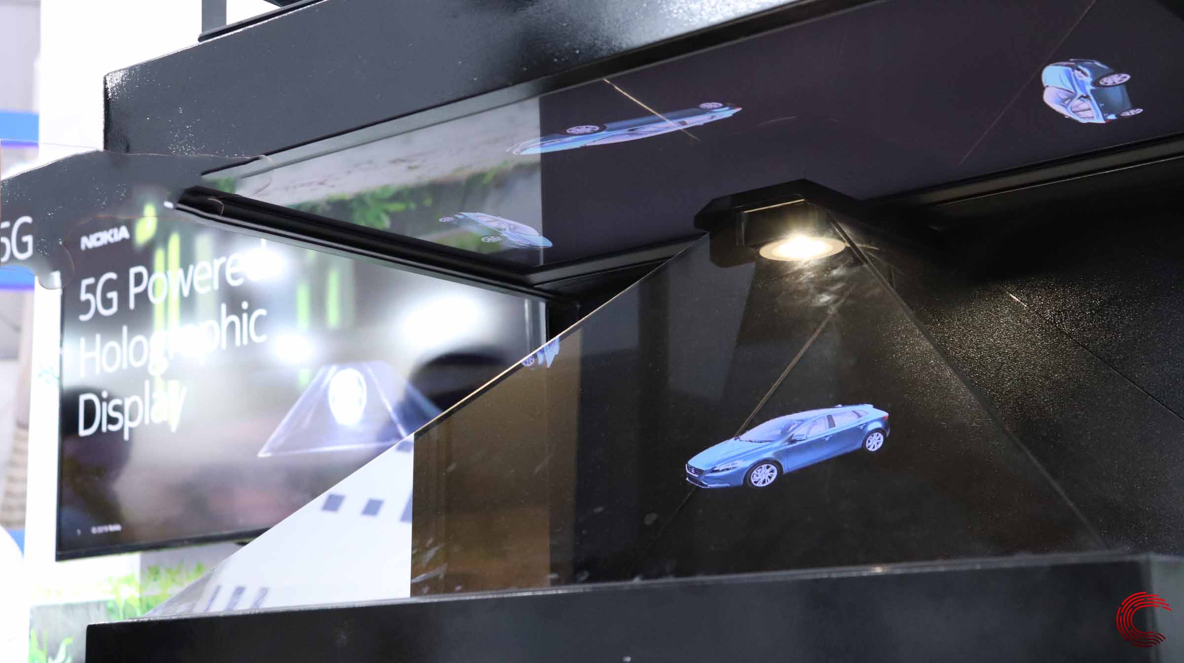 Nokia unveils 5G Holographic technology at the IMC 2019