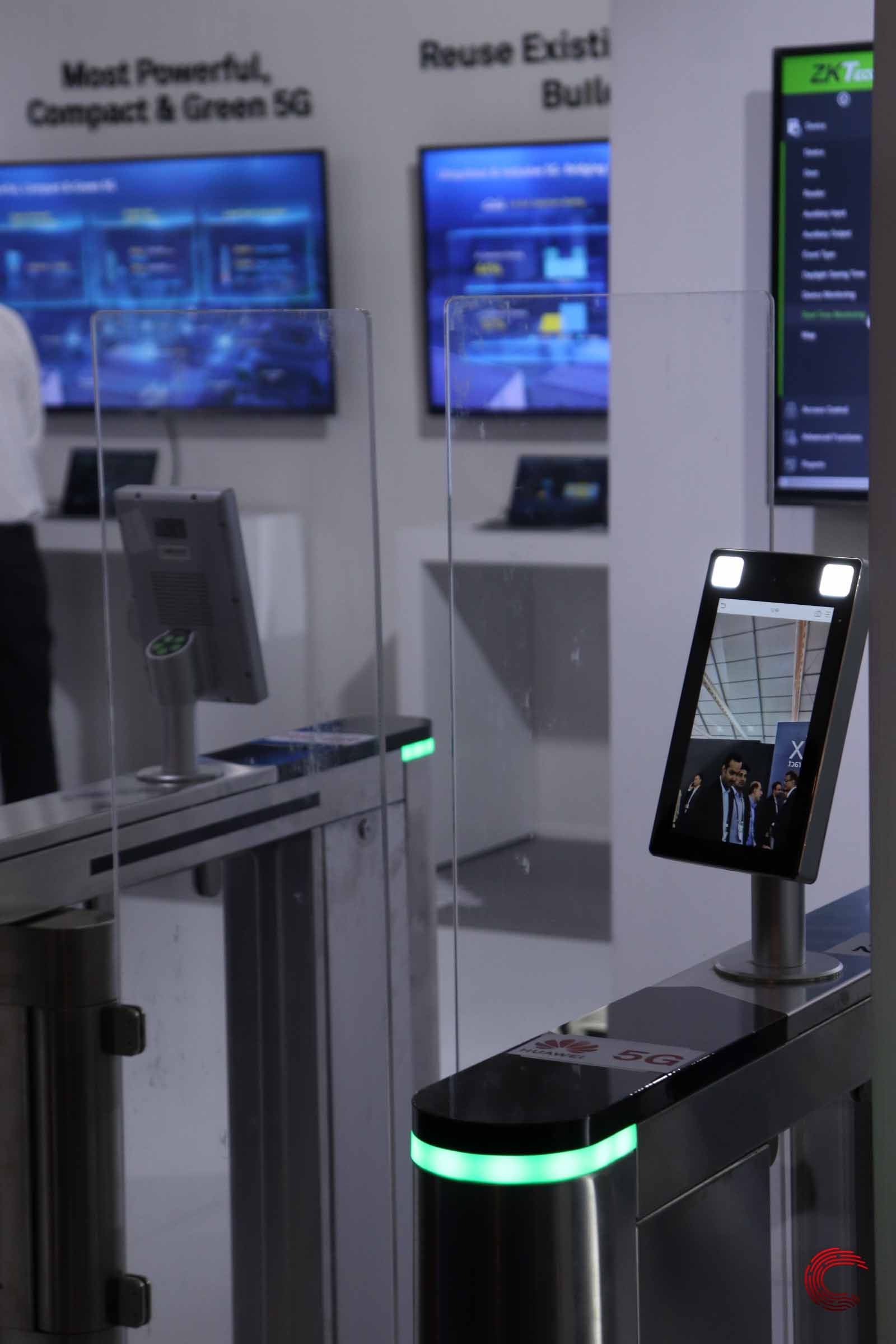 Huawei's Smart Entrance might come to airports soon: Privacy concerns