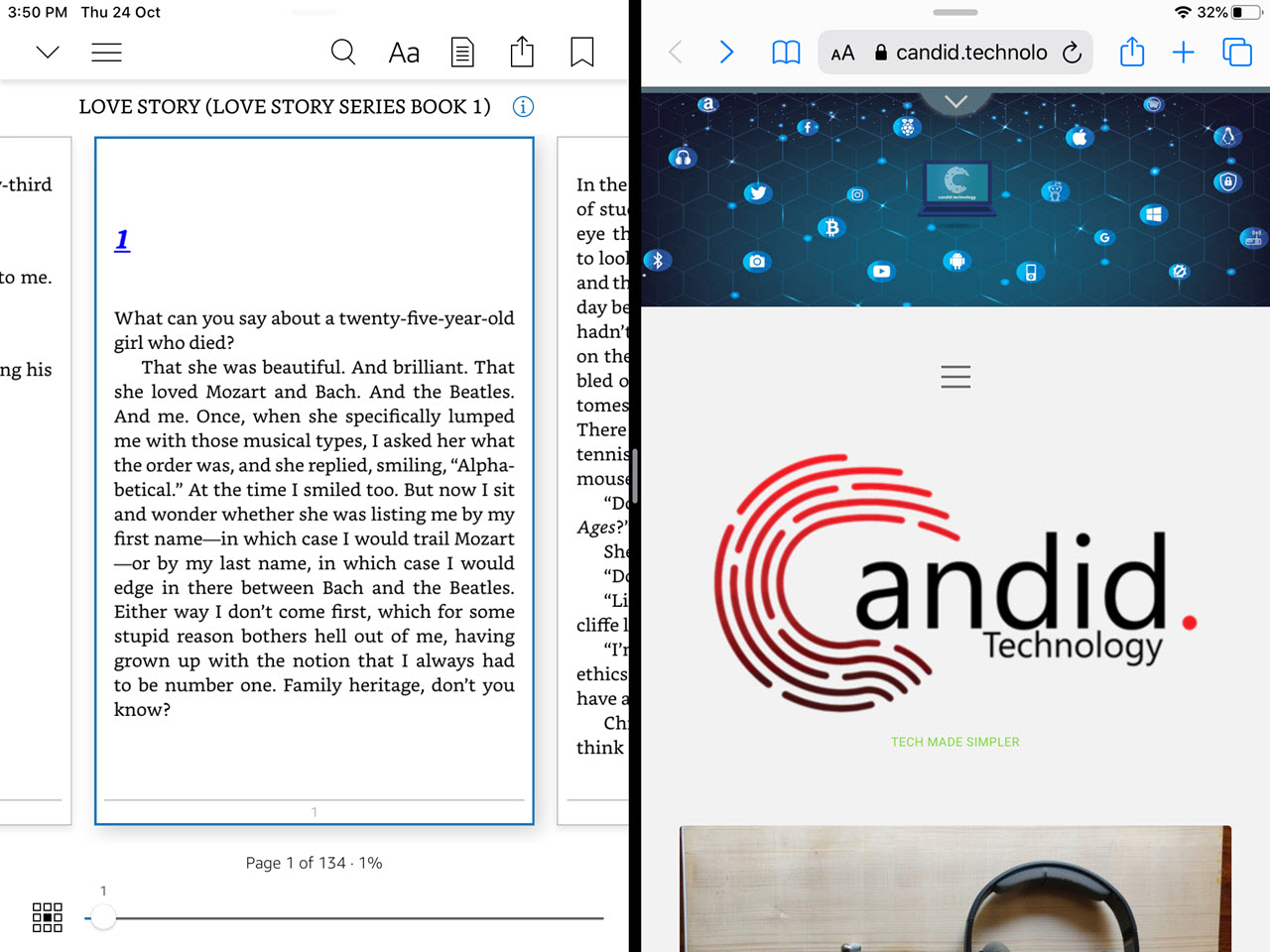 How to use your iPad in Split-Screen mode? Tips and Tricks