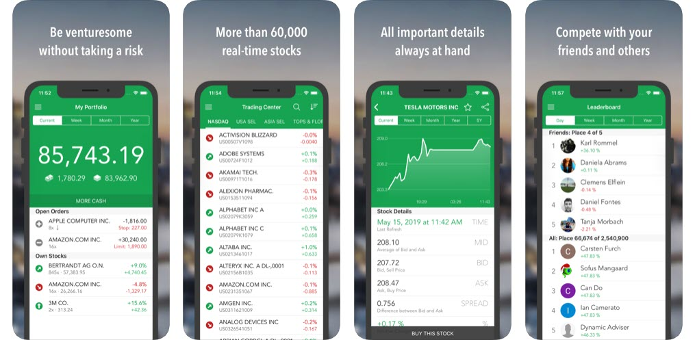 Top 7 stock market games for Android and iOS | Candid.Technology
