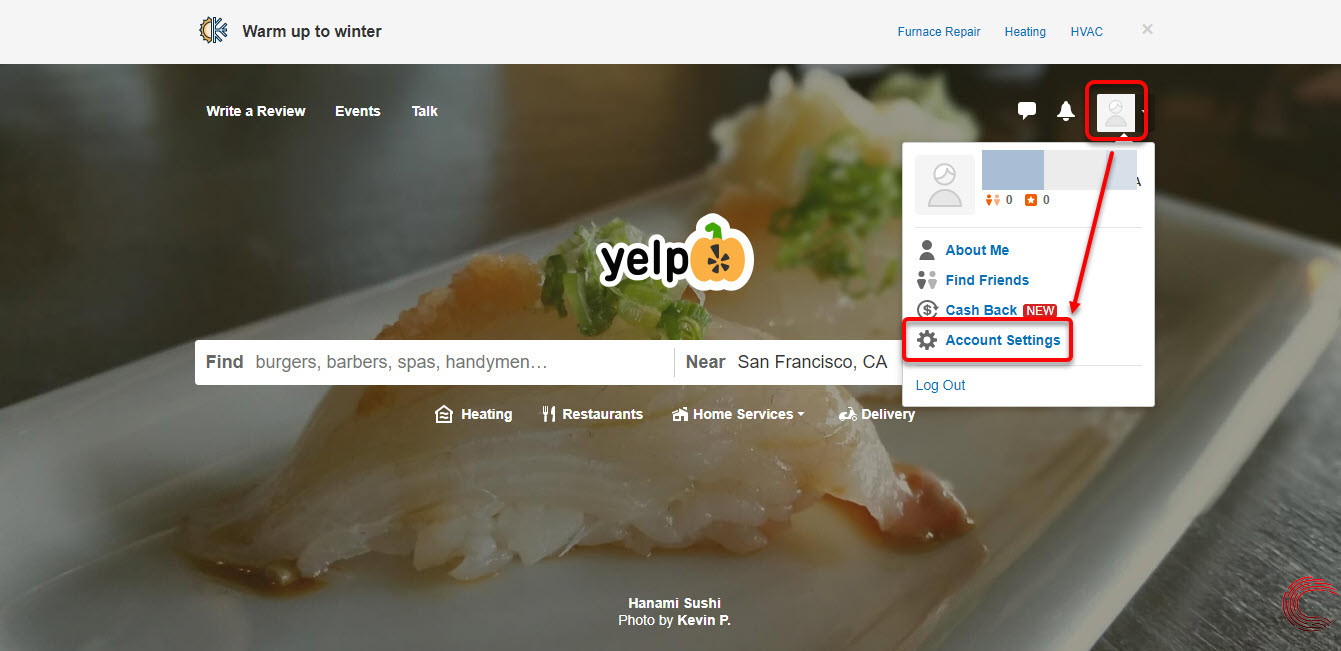 How to change your name on Yelp? For consumers and business owners