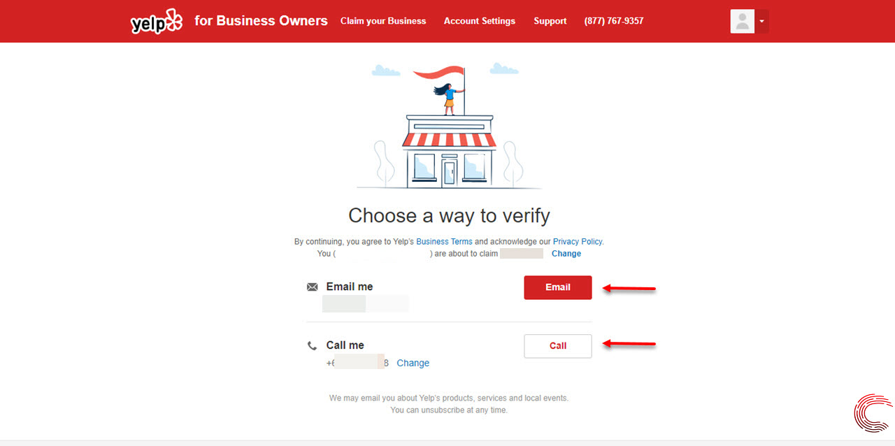 How to claim a business on Yelp? Via the website and app