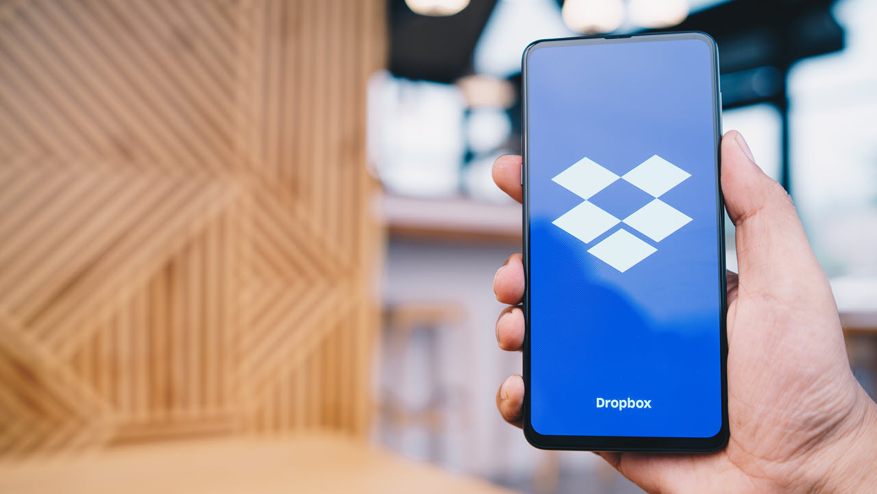 Dropbox Transfer released: Users can transfer up to 100MB files for free