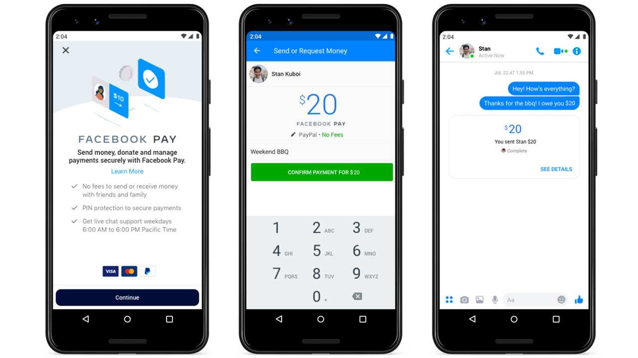 Is Facebook Pay a convenient trade-off for more access to your data?