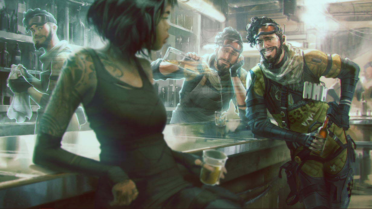 Top 15 Apex Legends HD wallpapers for PC and mobile