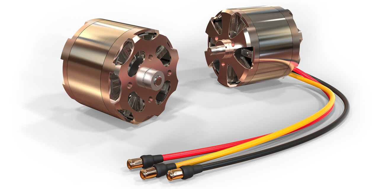 What are brushless motors? Everything you need to know