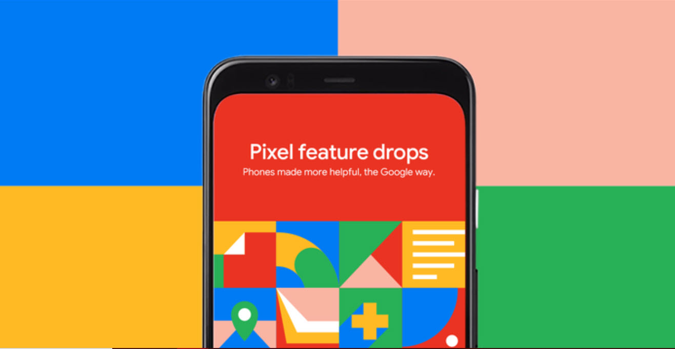 Google Pixel feature drops brings additional photo controls and more