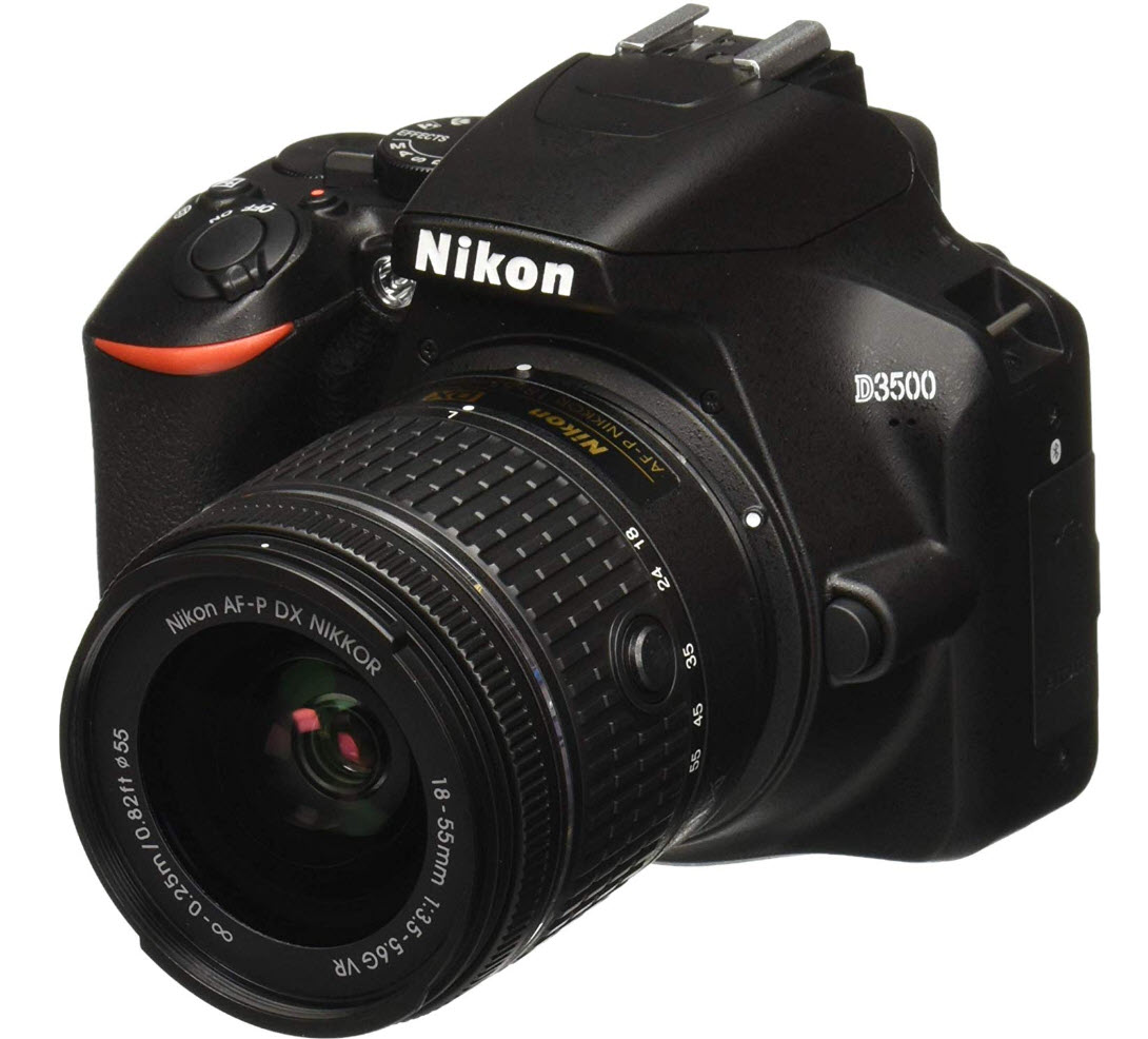 Top 7 DSLR camera under INR 50000 in India | Candid.Technology