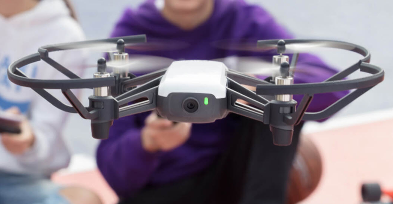 Top 7 drone cameras available   Candid.Technology