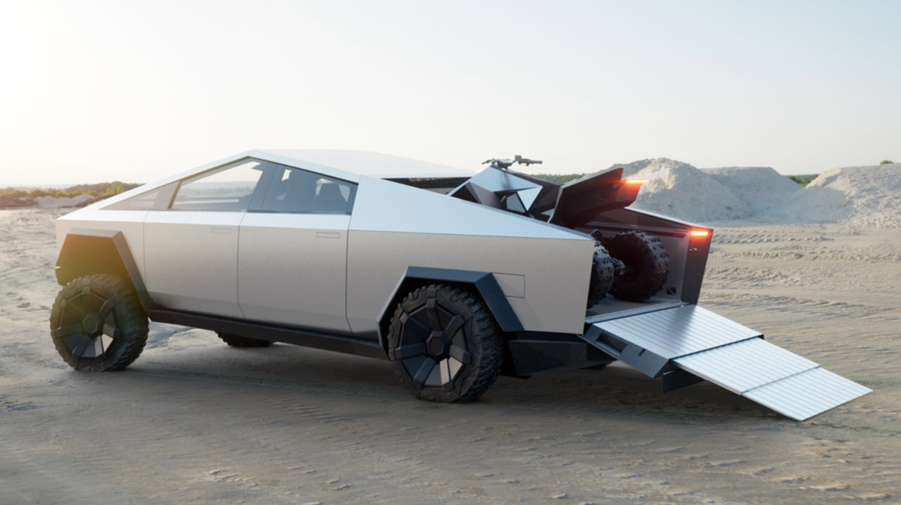 Is the Tesla CyberTruck merely a PR stunt? Specs and features