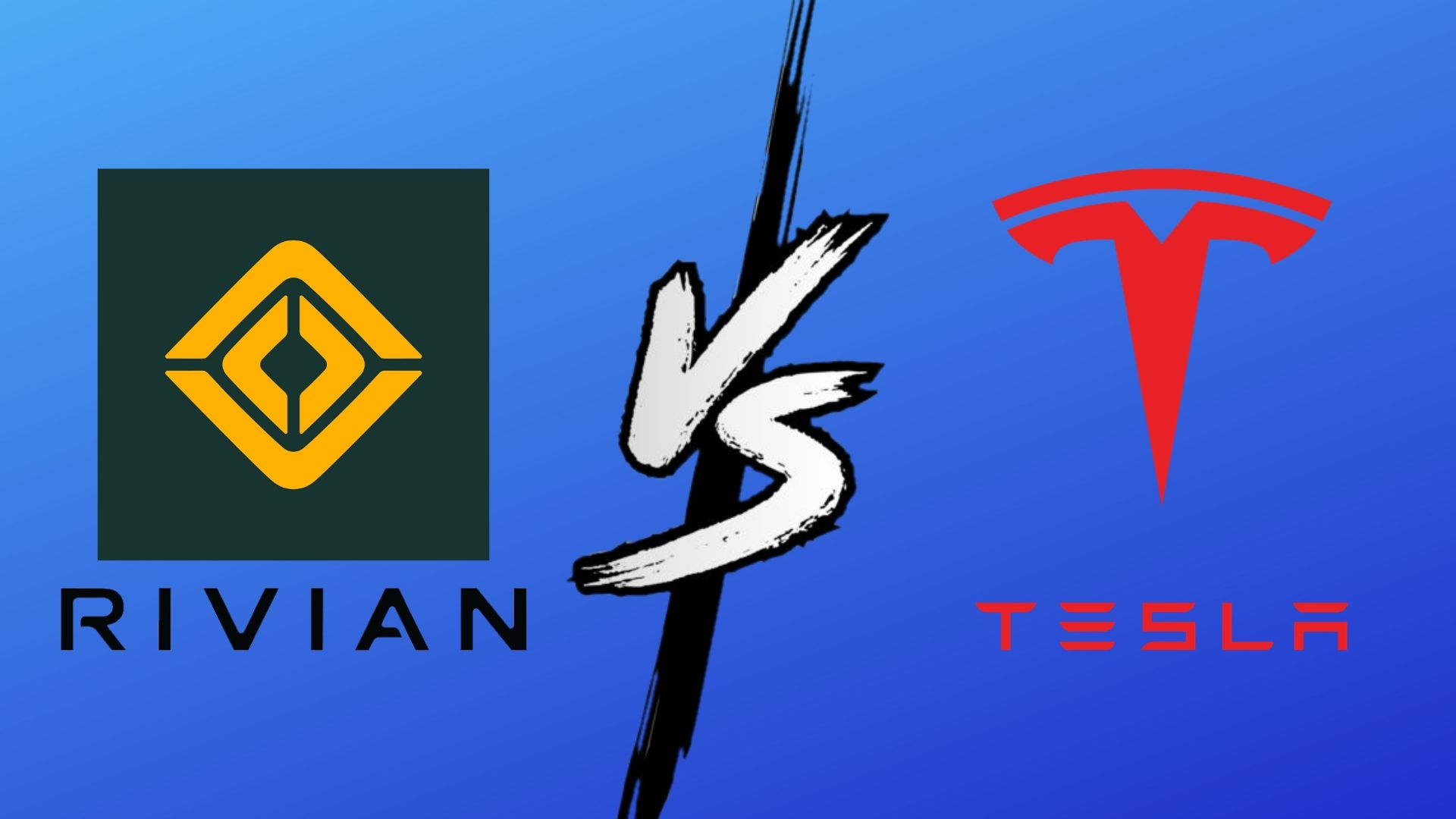 Rivian R1T vs Tesla Cybertruck: The electric pick-up truck war