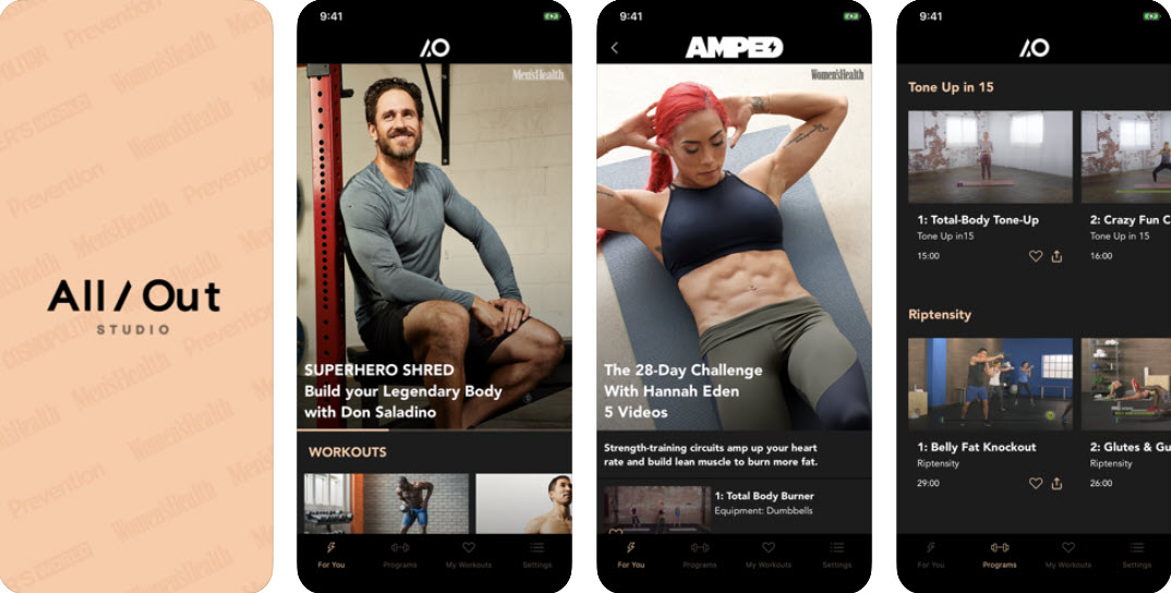 Top 7 fitness apps for iOS and Android | Candid.Technology
