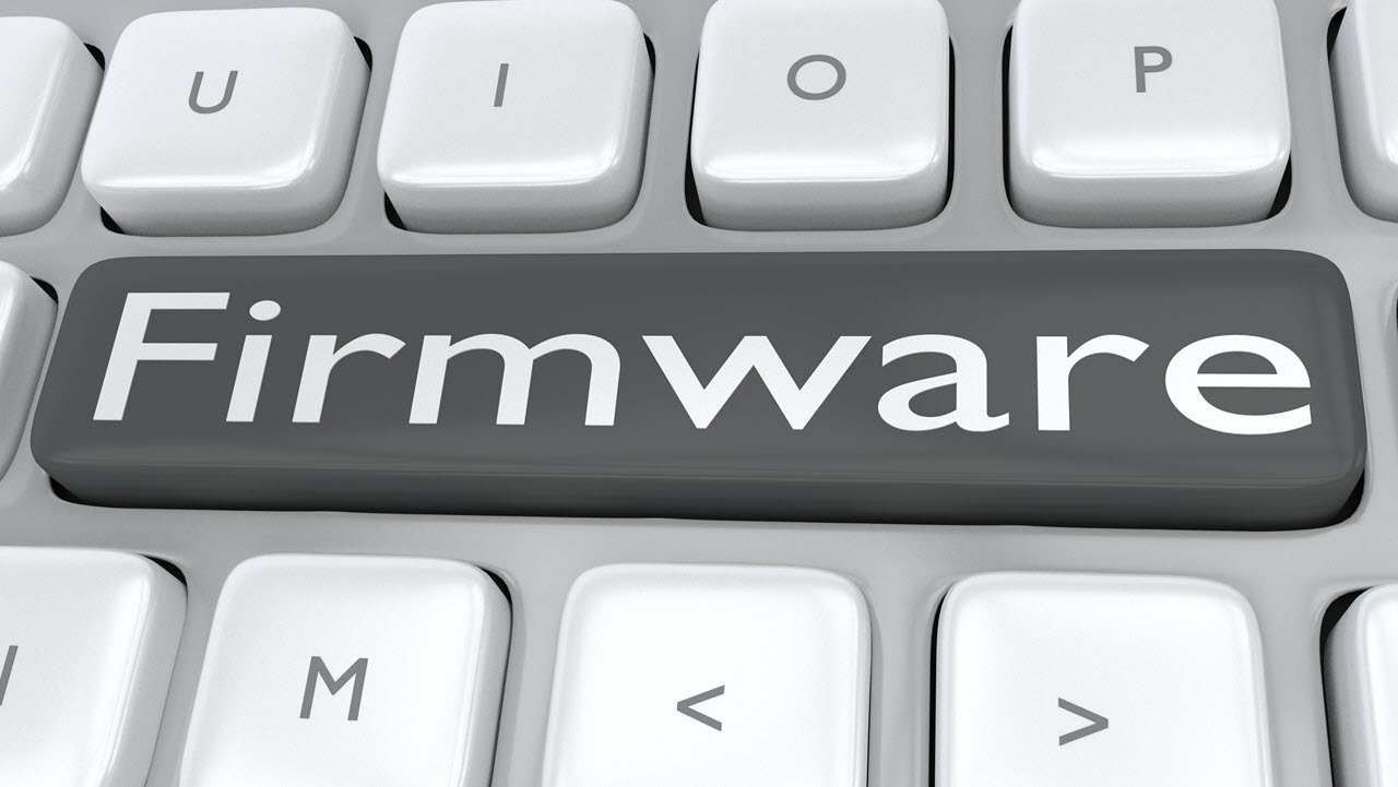 What is Firmware? How is it different from software and hardware?