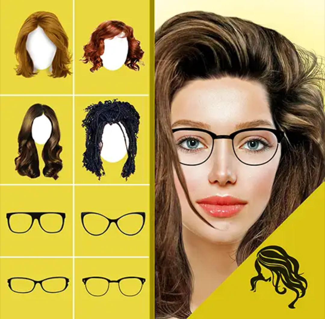 Top 7 hairstyling apps for Android | Candid.Technology