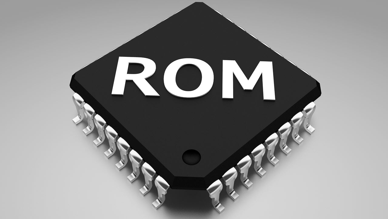 What is ROM? How does it work? 5 types of ROM explained