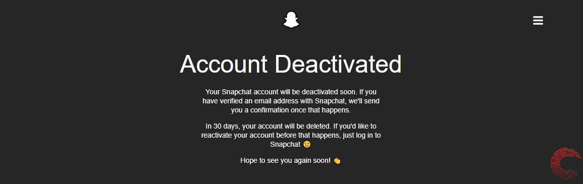 How to deactivate and delete your Snapchat account?
