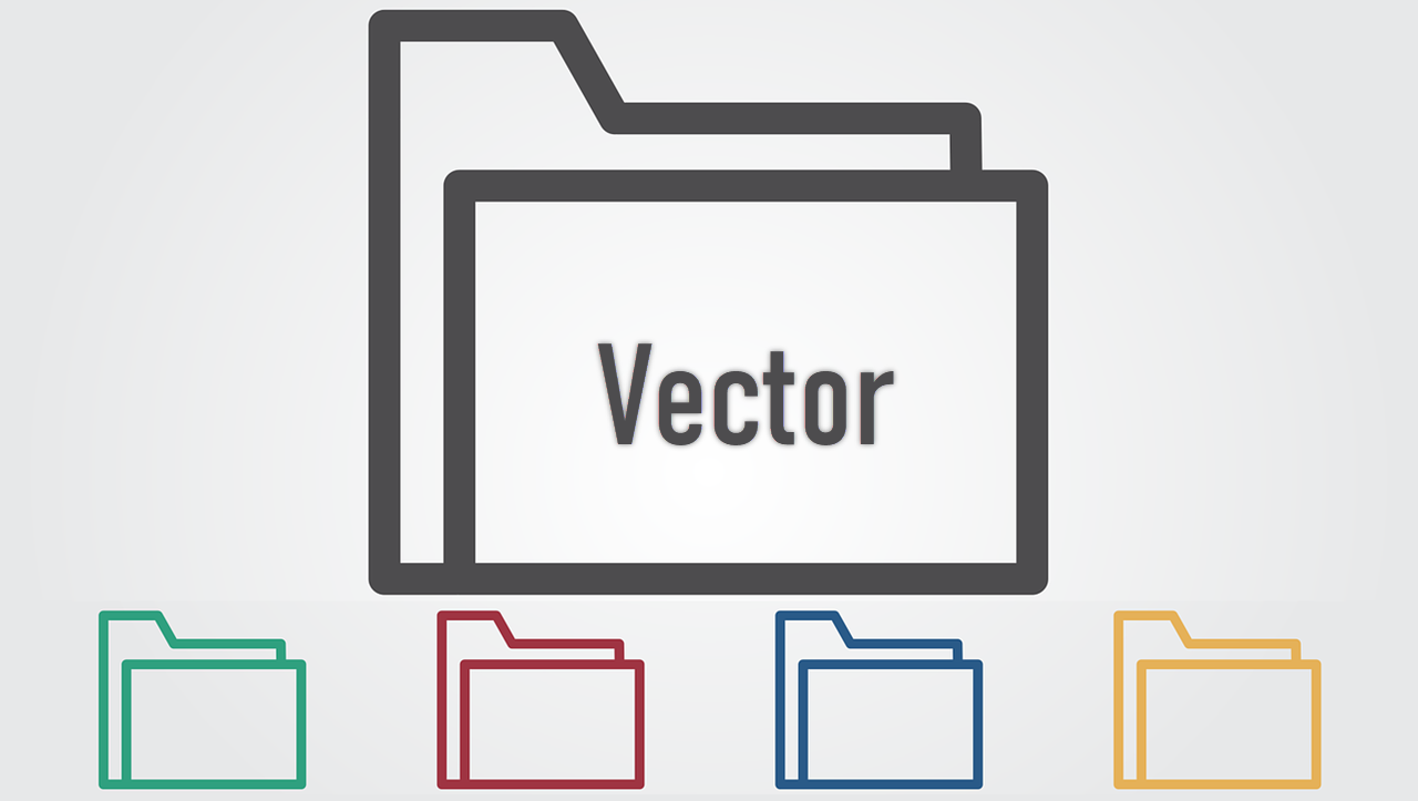 What is a Vector file? Why is it used and how to open it?