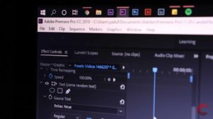 How to make text more readable in videos using Premiere Pro CC?