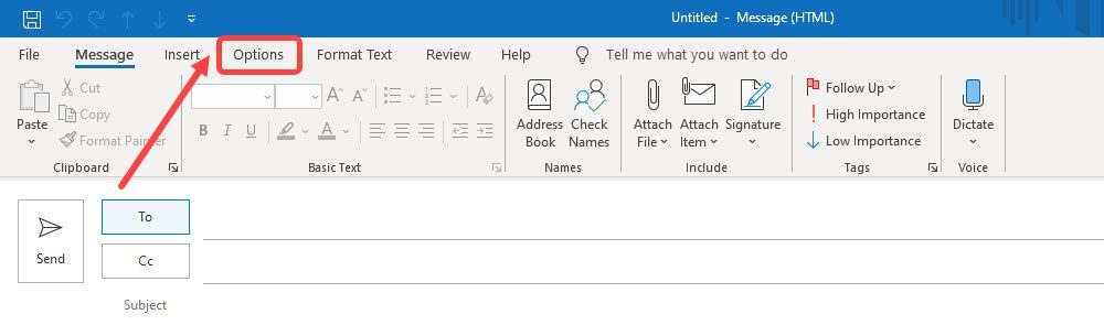 How to add BCC in Outlook? Via PC and smartphone app