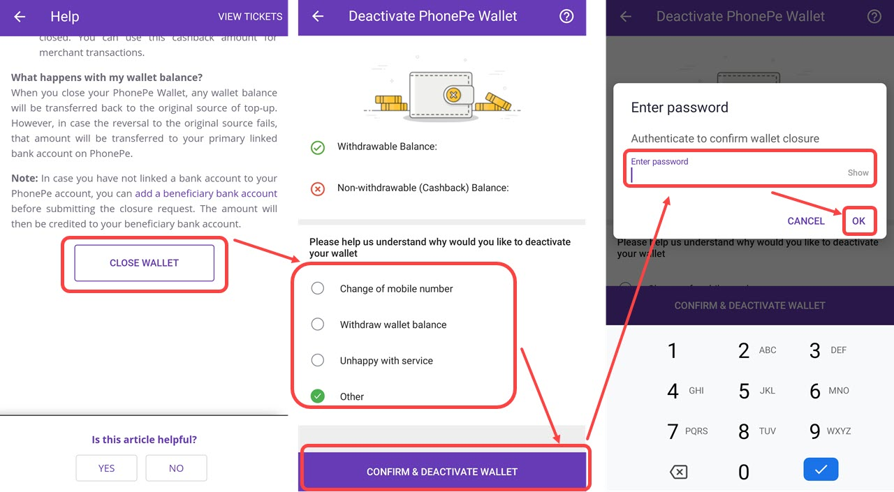 How to delete your PhonePe account? 3 methods discussed