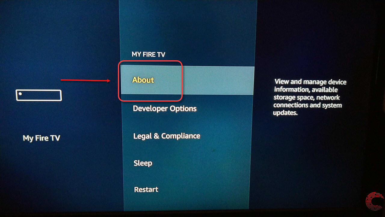 How to update Amazon Fire TV Stick? | Candid.Technology