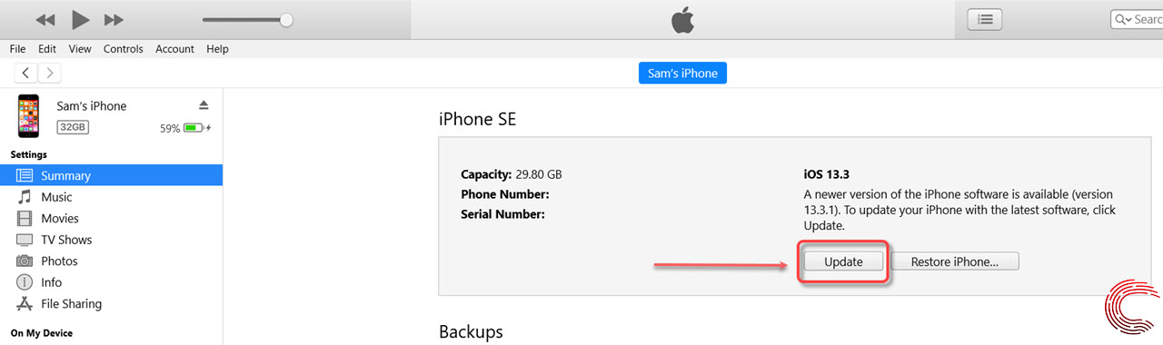 How to update your iPhone on iTunes? | Candid.Technology