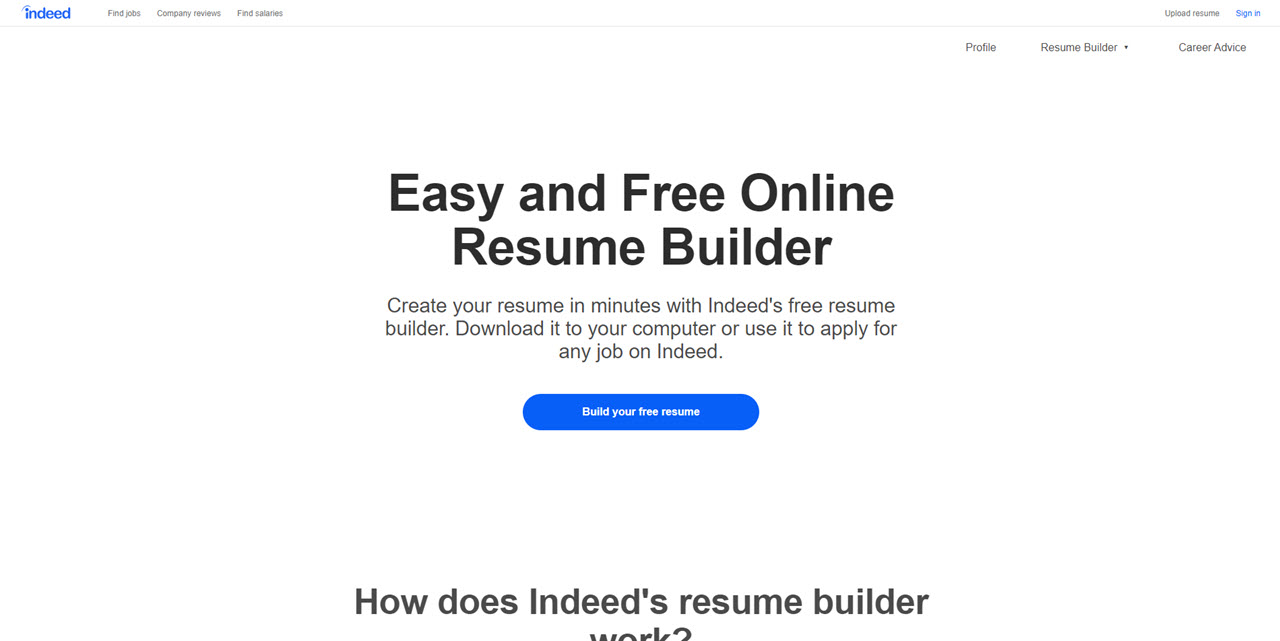 Top 7 free resume builders available online   Candid.Technology