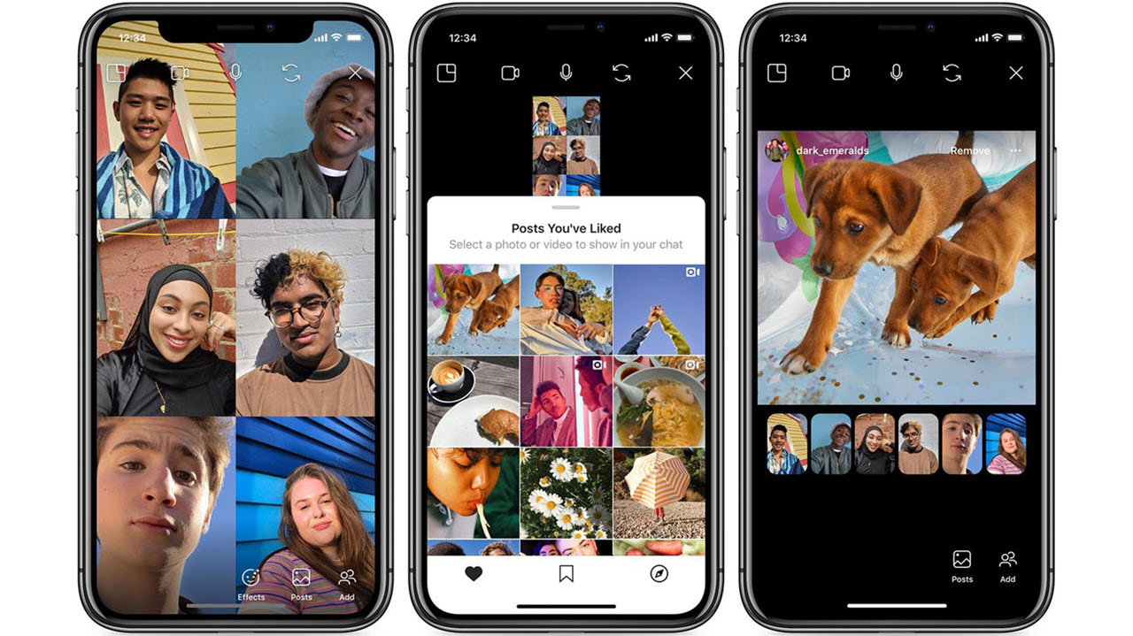 Instagram launches Co-watching: View posts together with friends