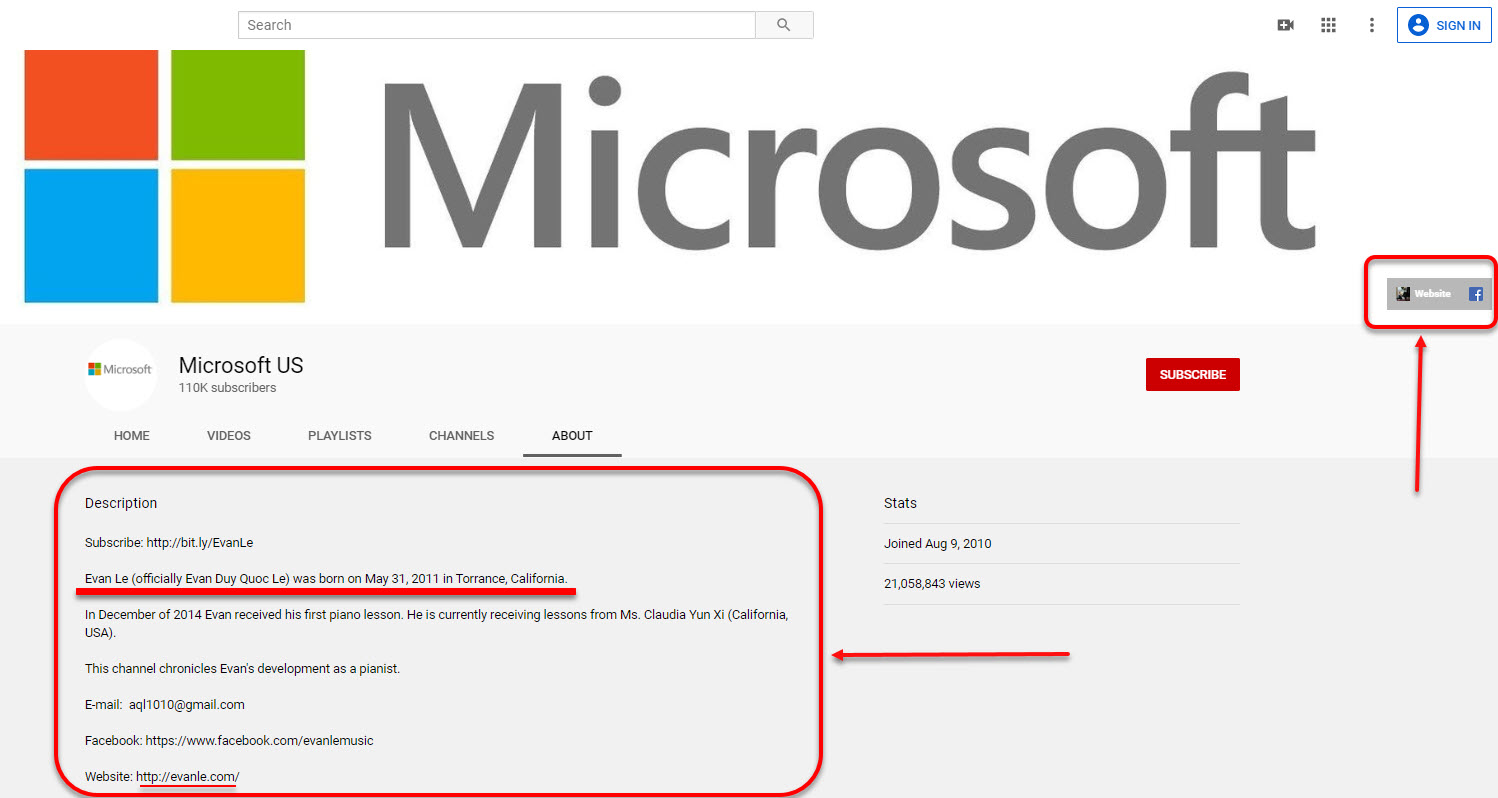 Hacked YouTube accounts are broadcasting crypto scam in Microsoft's name