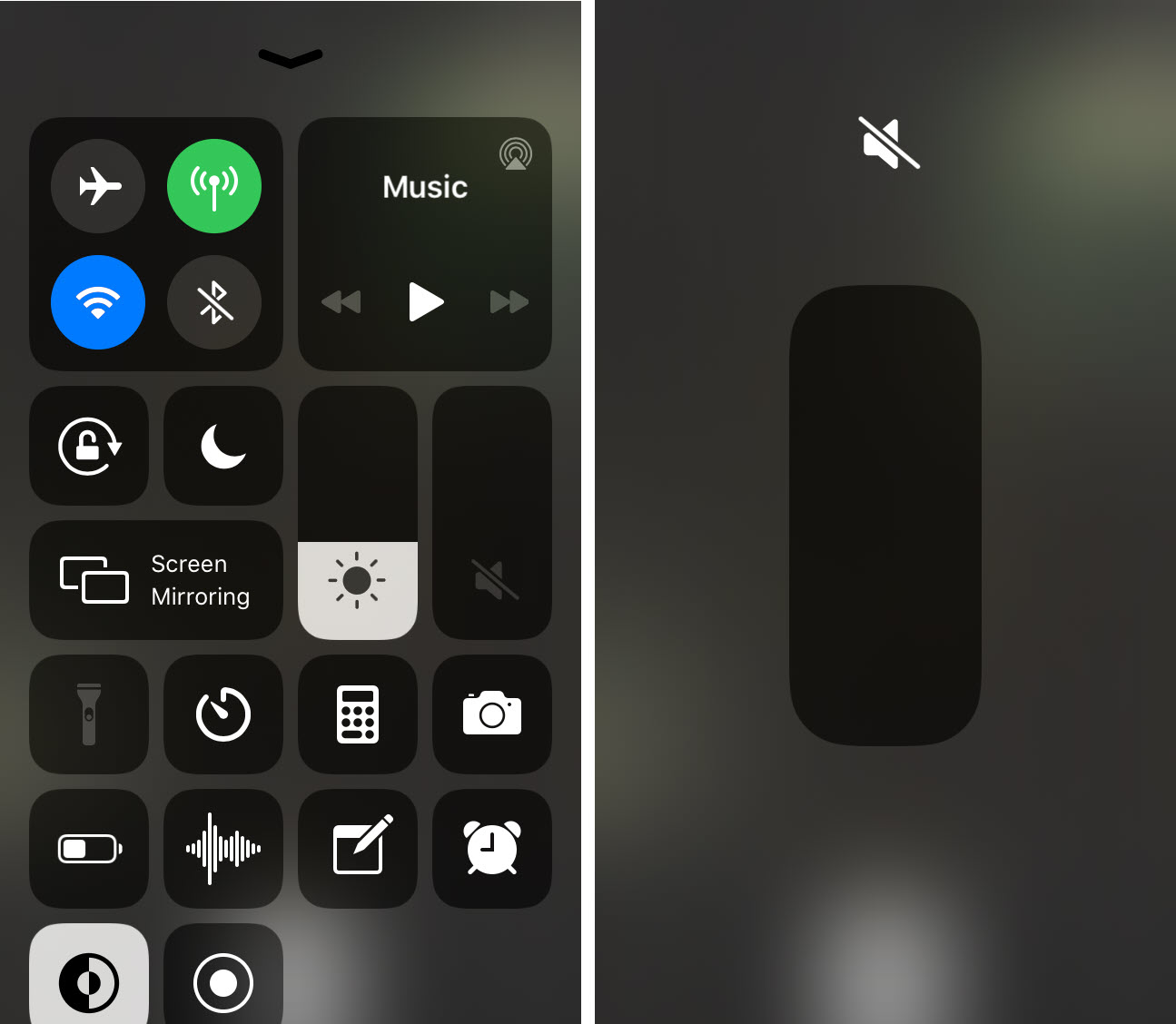 How to turn off the camera sound in iPhone and iPad?