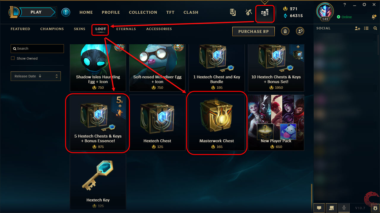 How to get Orange Essence in League of Legends (LOL)?