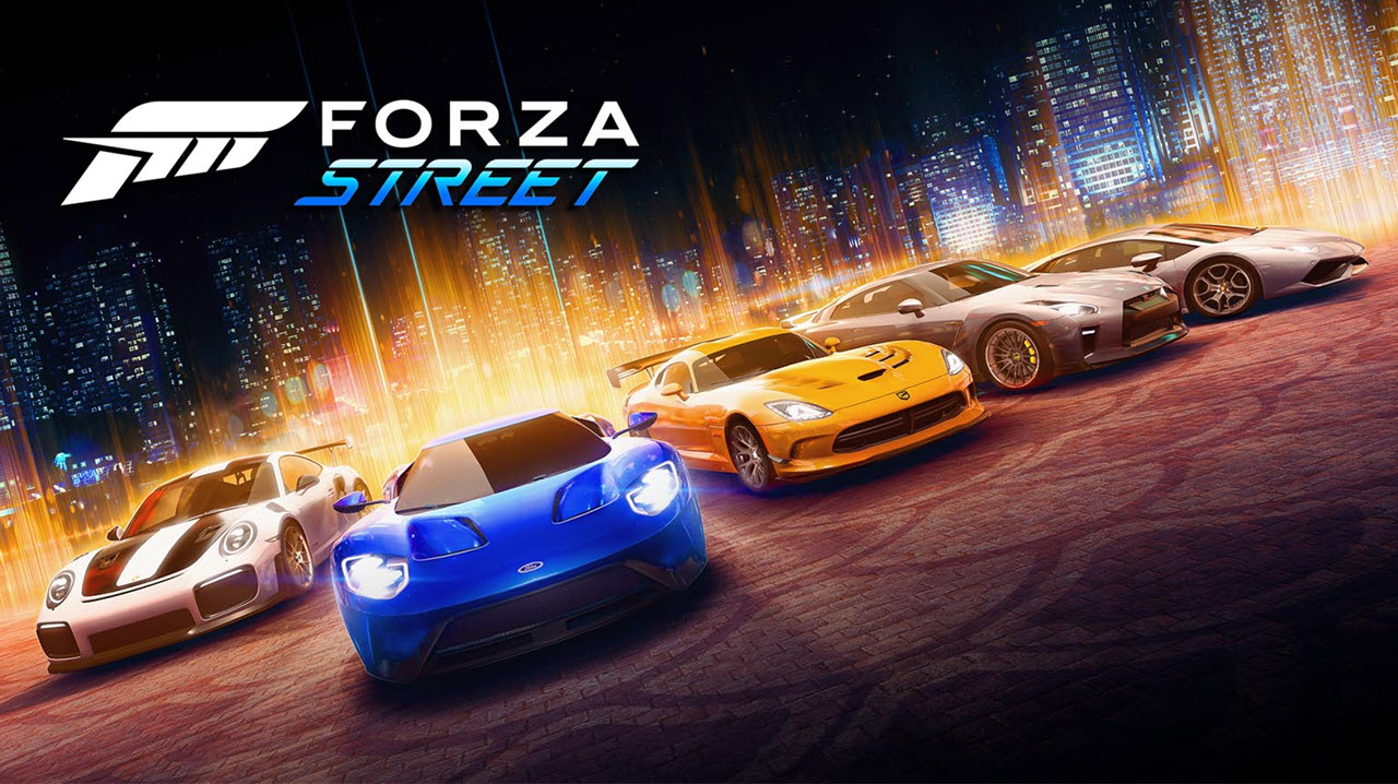 Forza Street released on Android and iOS with special inaugural packs