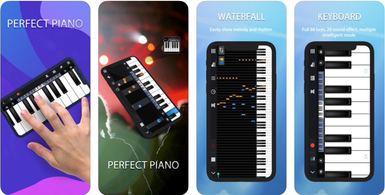 Top 7 apps  to learn Piano on iPhone and iPad | Candid.Technology