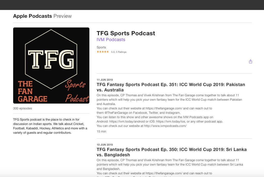 Top 11 sports podcasts that will keep you hooked