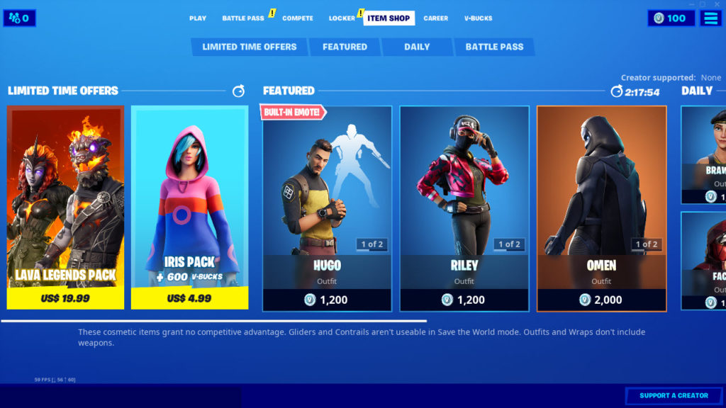How to change gender in Fortnite?   Candid.Technology
