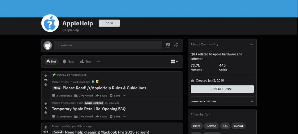 Top 9 must-follow subreddits for Apple users | Candid.Technology